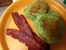 St. Patrick's Themed Breakfast