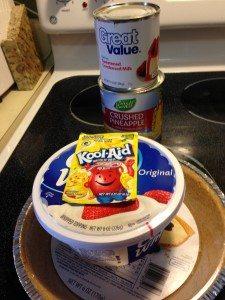 lemonade pie ingredients