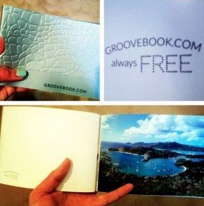 100 free photos with Groovebook