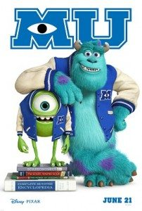 Monsters U review