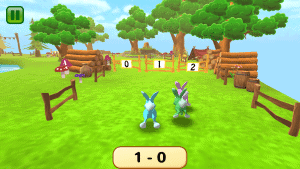 bunny math race