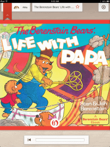 book berenstain bears