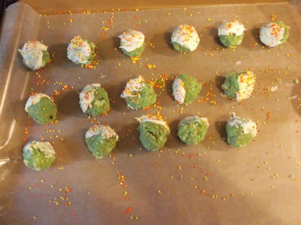 homemade cake balls 1