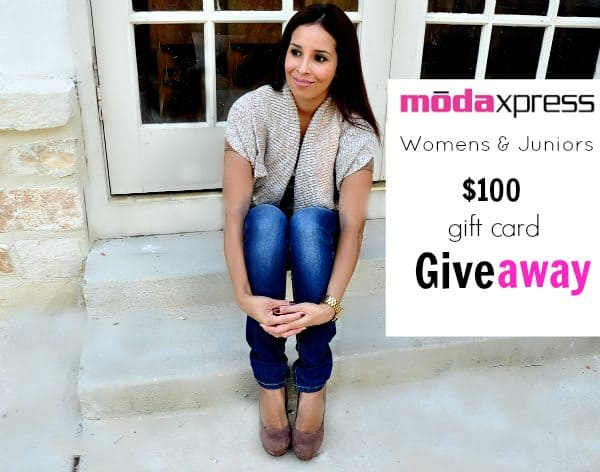 modaxpress giveaway