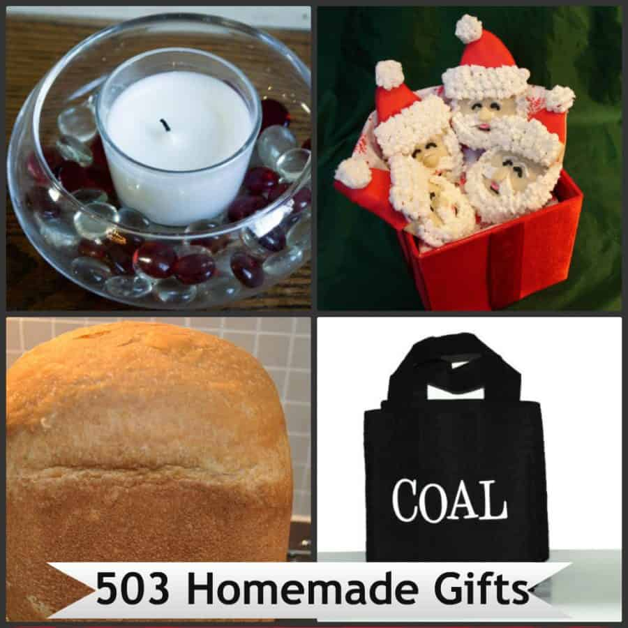503 homemade gifts