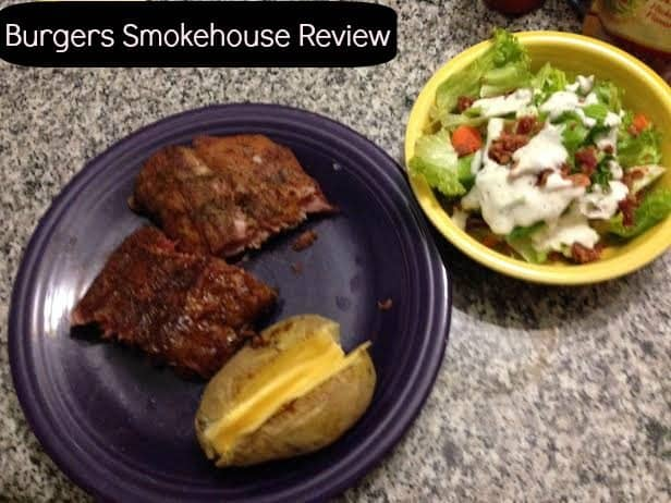 burgers smokehouse review