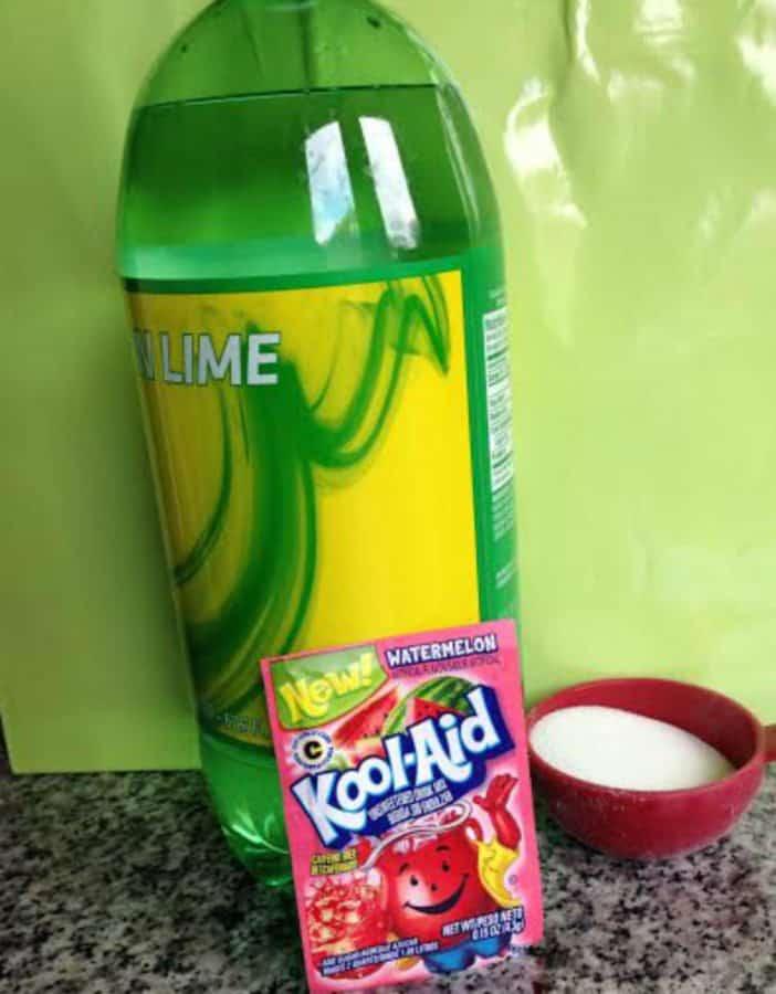 Valentine's Day Drinks Ingredients