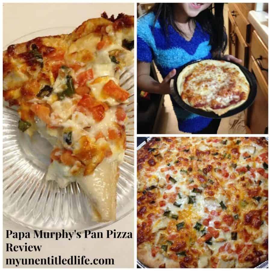 Papa Murphy's Pan Pizza Review