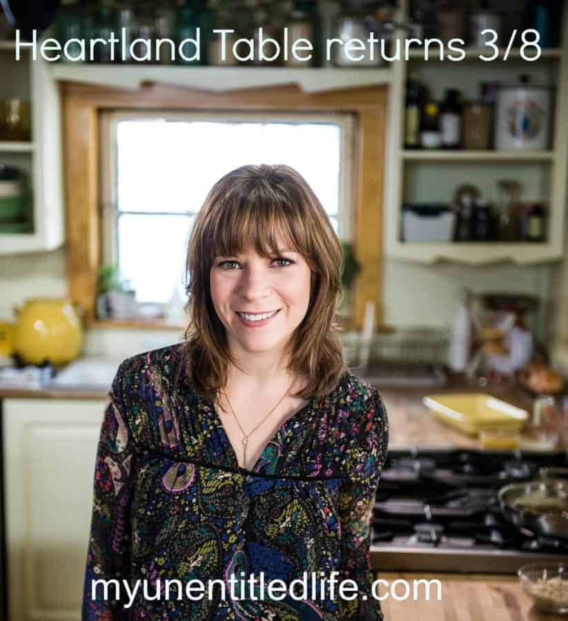 Heartland Table returns 3/8
