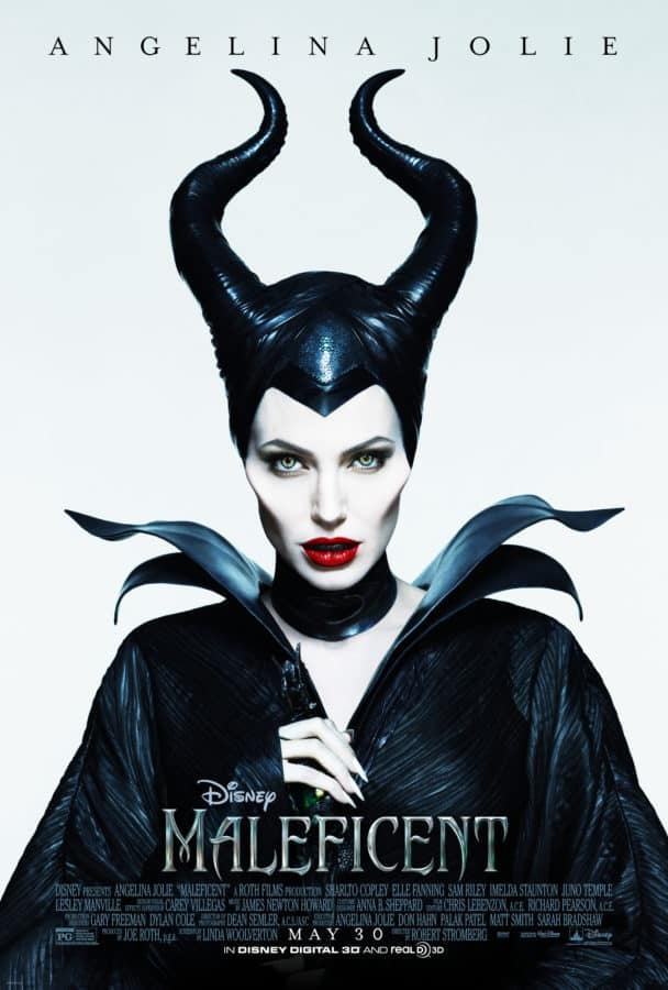 Malificent poster