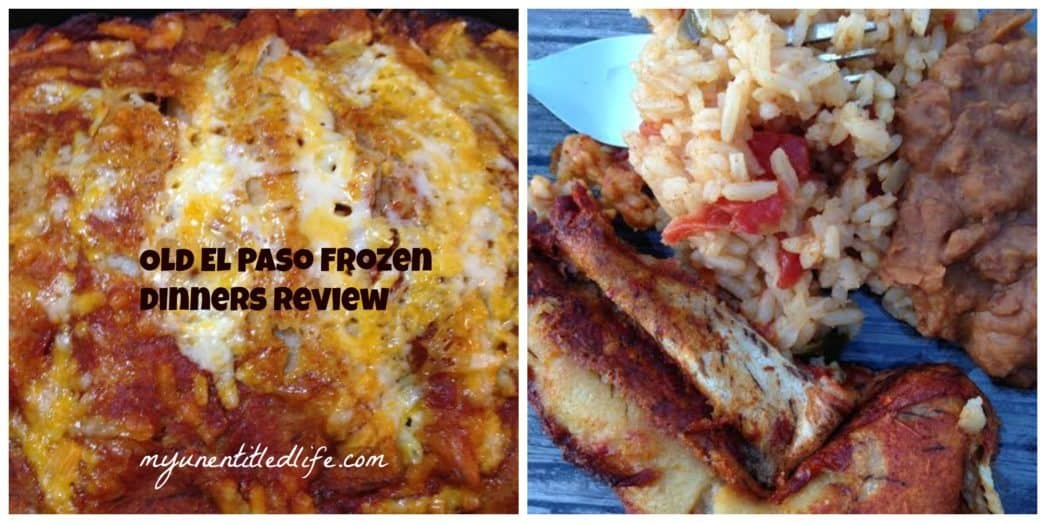 frozen dinners review