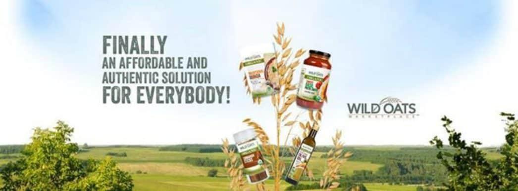 wild oats organics coming to walmart