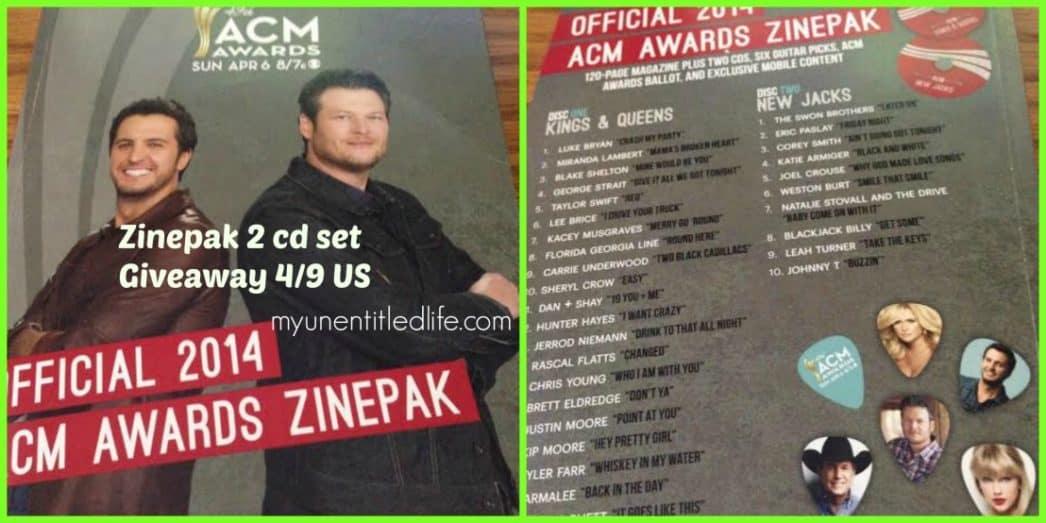 zinepak giveaway acm cd