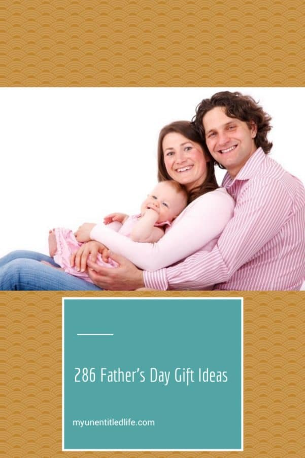 Homemade Father's Day Gift Ideas from Pinterest