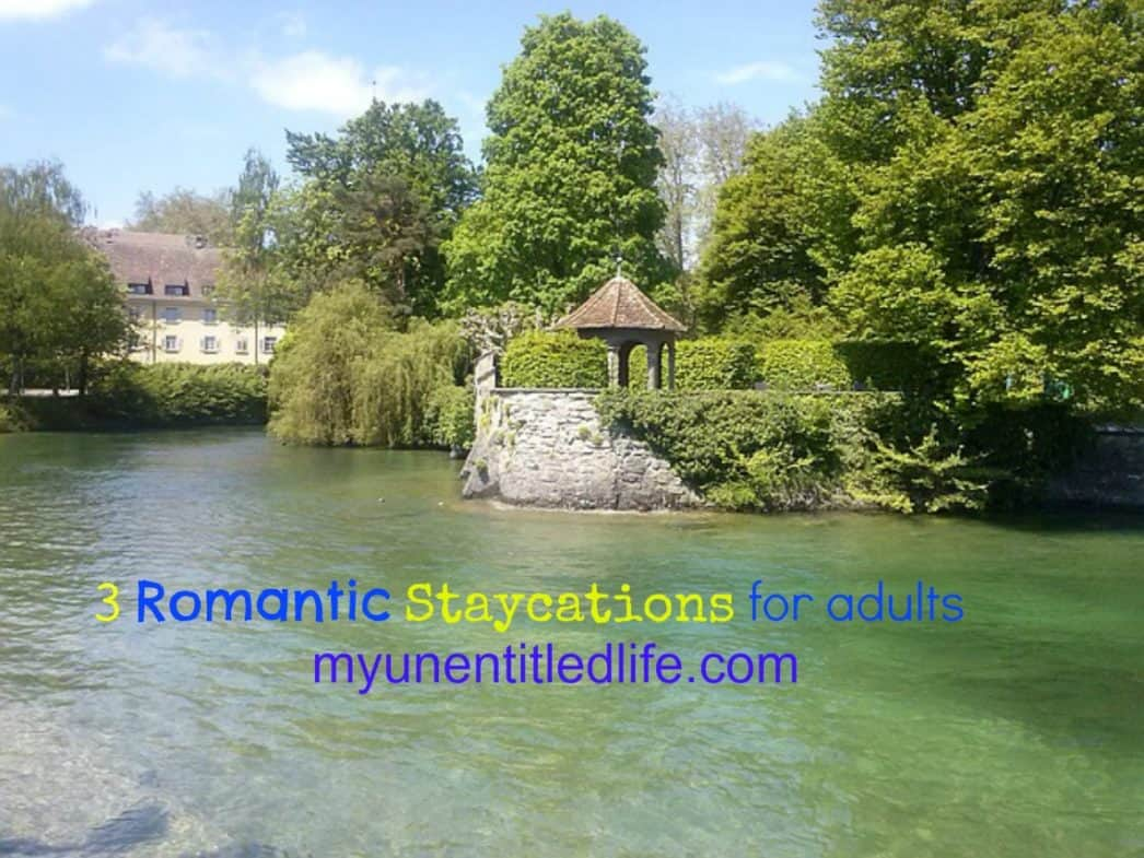 romantic staycations for adults