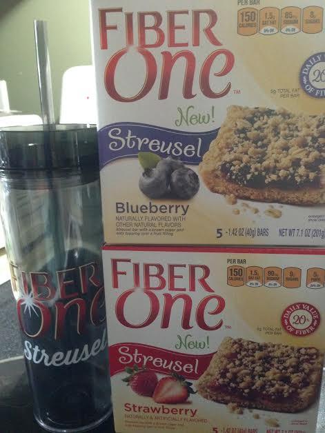 fiber one streusel review