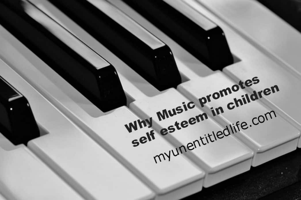 music promotes self esteem