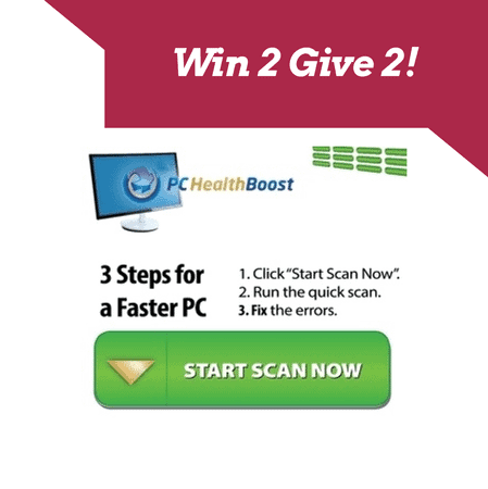 Win 2 Give 2!
