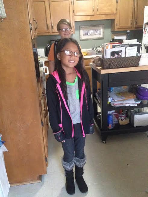 my 3rd grader