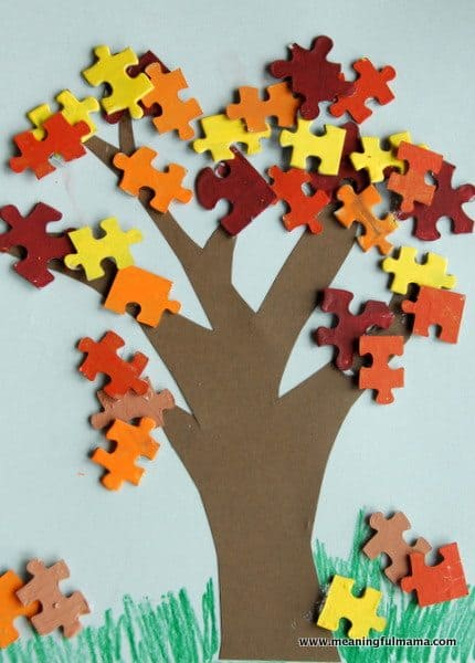 1-Fall-Leaf-Tree-Craft-Puzzle-Pieces