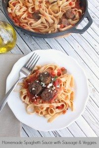Homemade-Spaghetti-Sauce-with-Veggies-