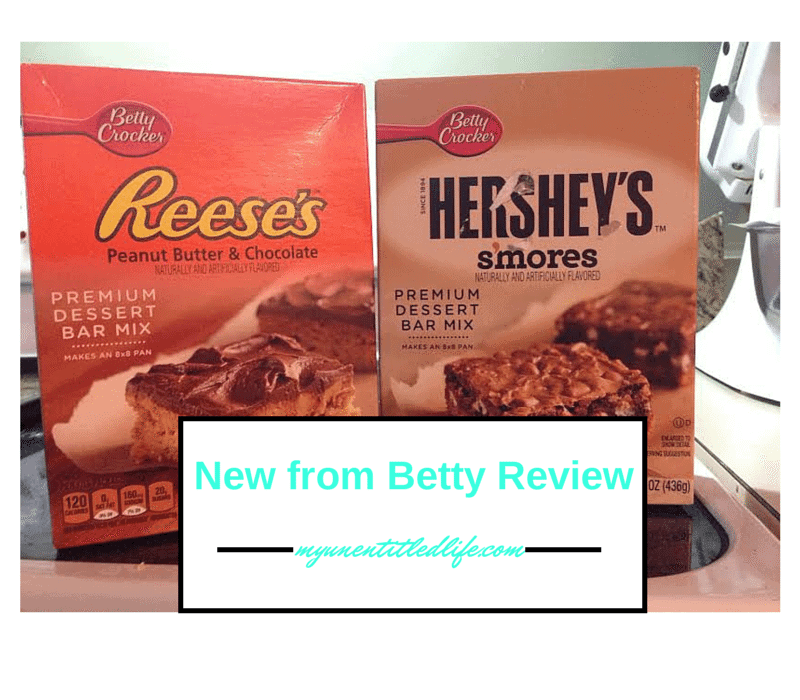 New from Betty Review (2)