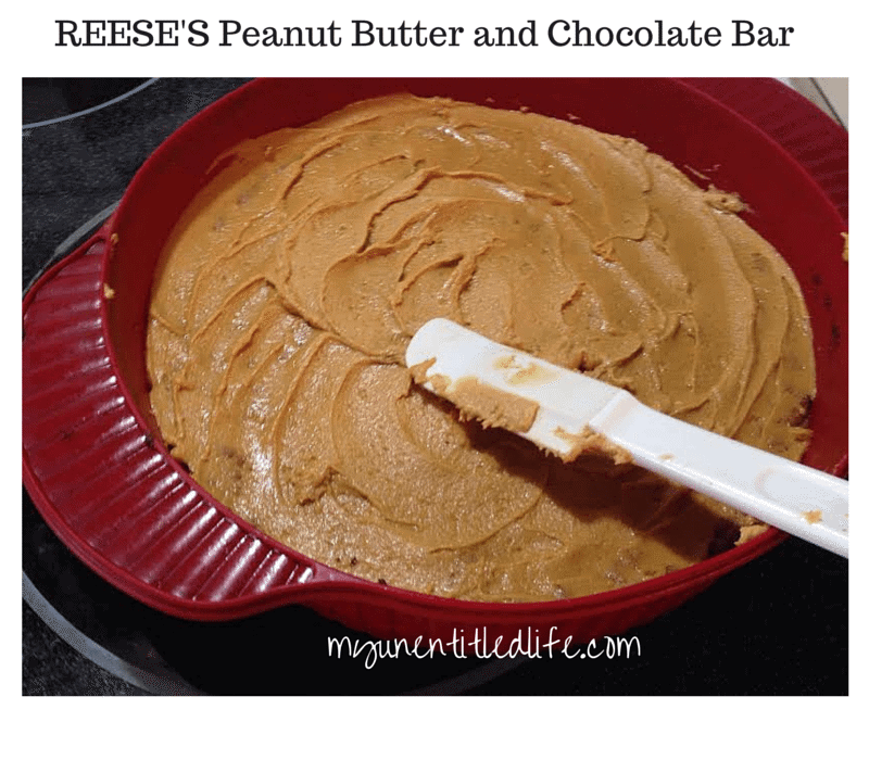 REESE'S Peanut Butter and Chocolate Bar
