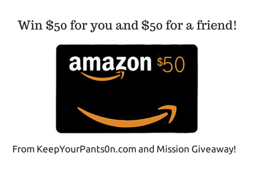 Win $50 for you and $50 for a friend! (1)