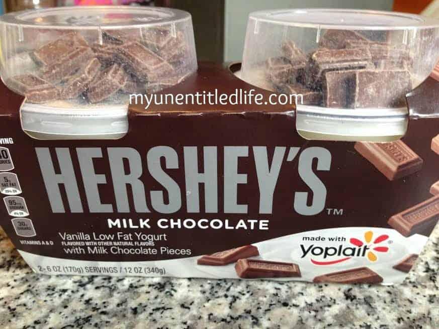hersheys yogurt