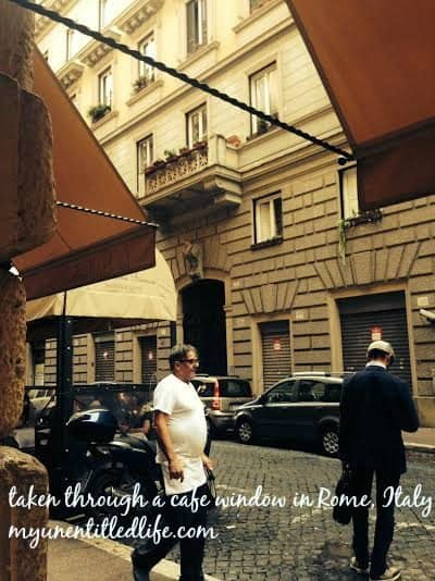 italian cafe 1