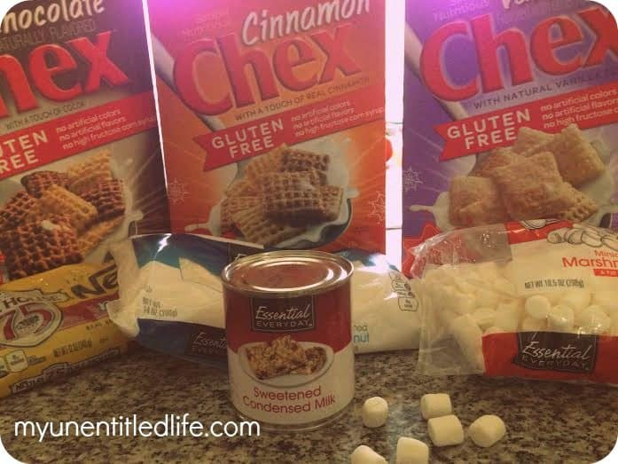 mexican hot chocolate chex mix ingredients