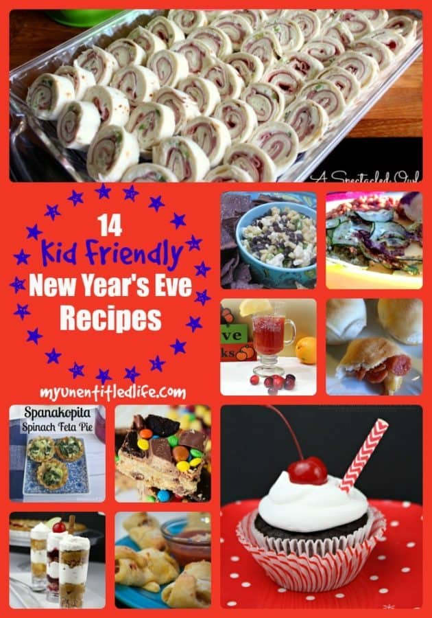 new years eve food recipes