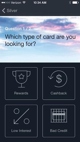 silver card test