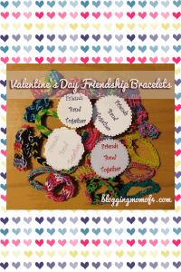 friendship valentine bracelets