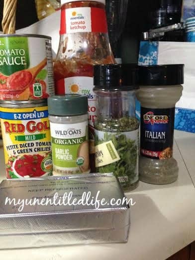 not your mama's rotel dip ingredients