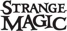 strange magic logo
