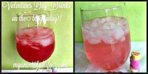 valentine day drinks