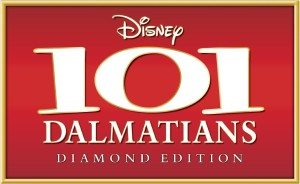 101 DALMATIONS Title Treatment