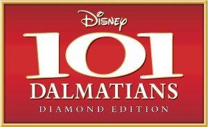 101 DALMATIONS Title Treatment