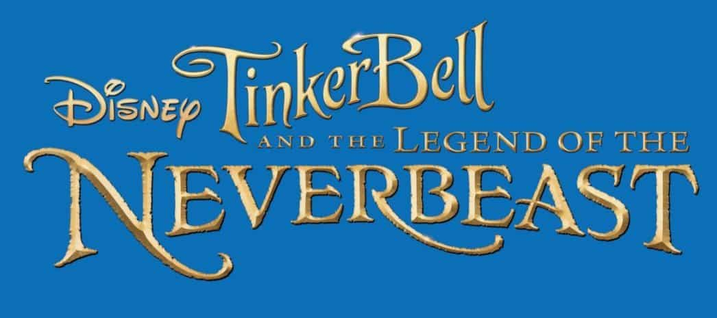 Tinkerbell Legend of the NeverBeast review