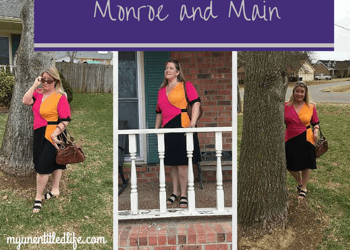 Monroe and Main Review and Giveaway