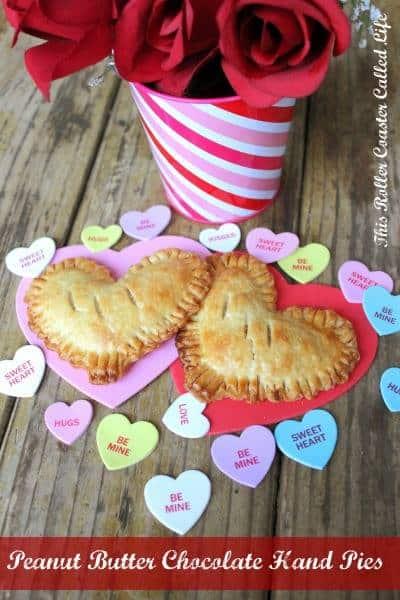 peanut butter hand pies