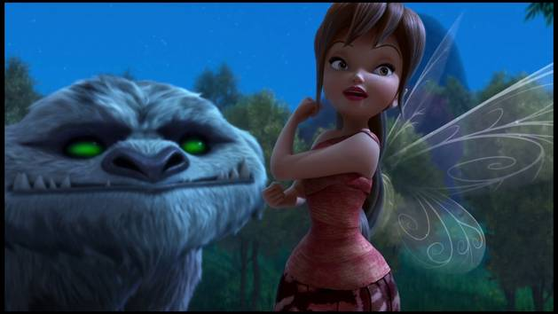 review of tinkerbell and the legend of the neverbeast