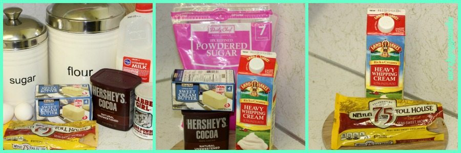 Cadbury Cream Egg Cupcakes Ingredients