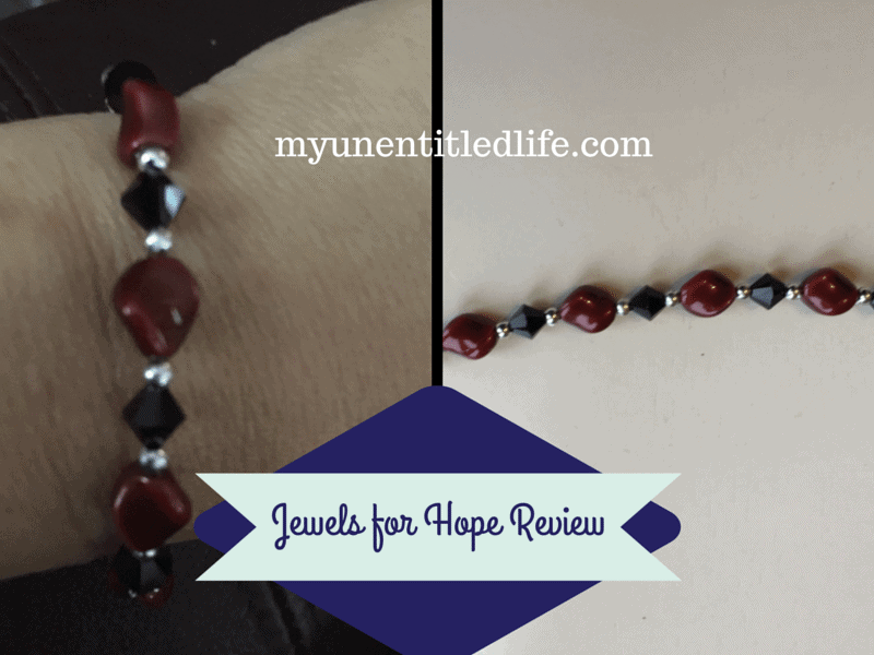 Jewels for Hope Review