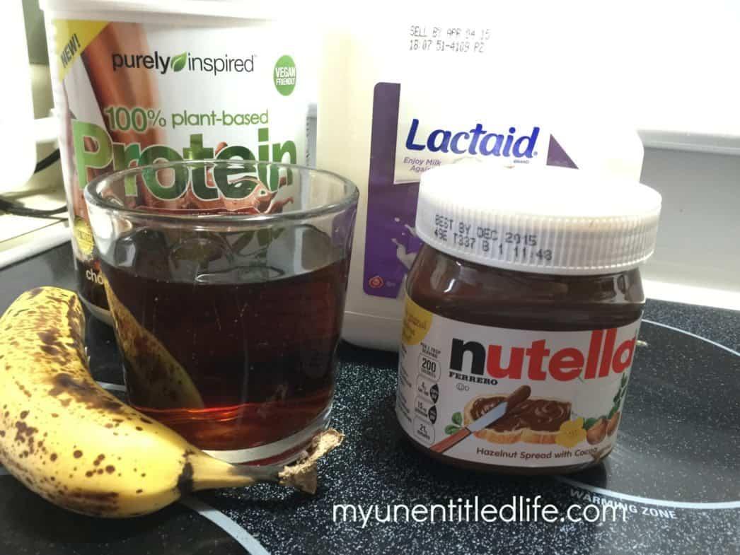 smoothie ingredients recipe