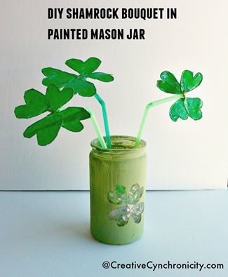 st. pats craft jar