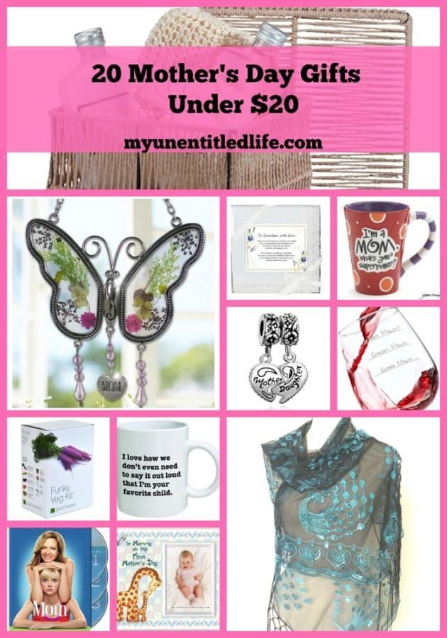 20 Mother S Day Gift Ideas Under 20