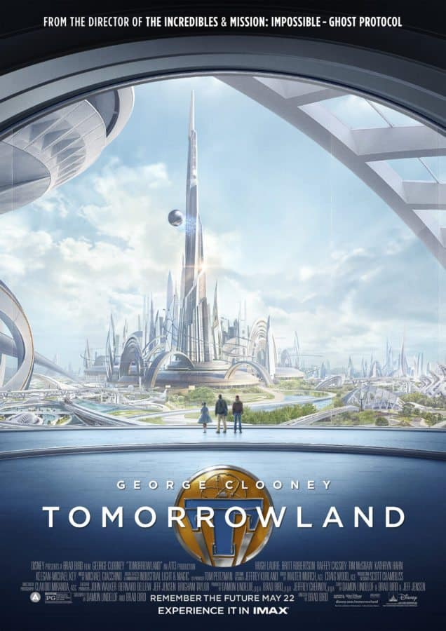 Disney's Tomorrowland In Theaters May 22nd