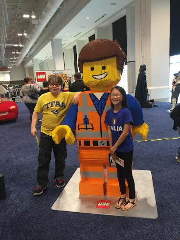 legos everything is awesome